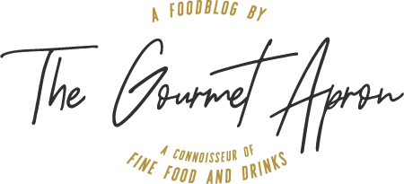 The Gourmet Apron - A Foodblog by a connoisseur of fine food and drinks