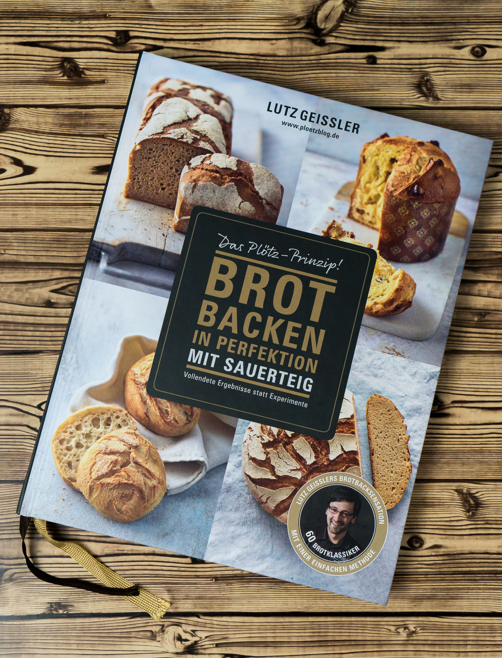 Rezension Lutz Geißler Brot Backen In Perfektion Mit Sauerteig